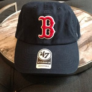 Accessories - Adjustable Boston Red Sox Hat
